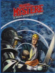 Parcoarenas.it Martin Mystère. Le nuove avventure a colori. Vol. 1-2: Ritorno all'impossibile-L'elmo di Scipio. Image