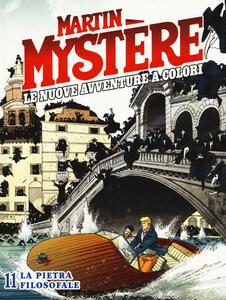 Martin Mystere. Le nuove avventure a colori. Vol. 11: La pietra filosofale.