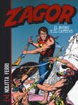 Libro Zagor. Il buono e il cattivo