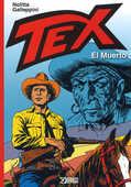 Libro Tex. El Muerto Guido Nolitta Aurelio Galleppini