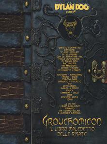 Grandtoureventi.it Grouchomicon. Il libro maledetto delle risate Image