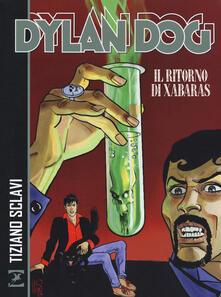 Dylan Dog. Il ritorno di Xabaras.pdf