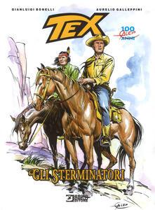 Tegliowinterrun.it Tex. Gli sterminatori Image