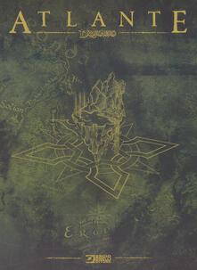 Atlante. Dragonero - Luca Enoch,Stefano Vietti - copertina