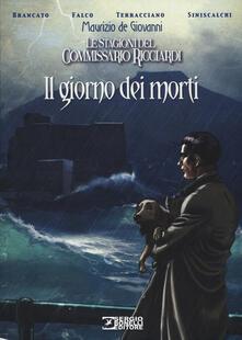 Il giorno dei morti. Le stagioni del commissario Ricciardi.pdf