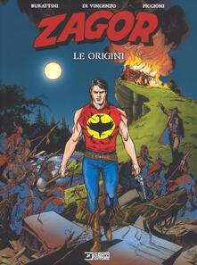 Listadelpopolo.it Zagor. Le origini Image