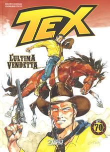 Vitalitart.it L' ultima vendetta. Tex Image