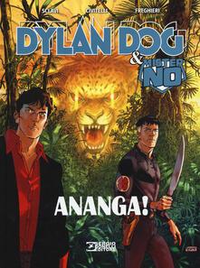 Ascotcamogli.it Ananga! Dylan Dog & Mister No Image