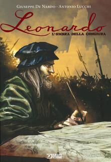 Equilibrifestival.it Leonardo. L'ombra della congiura Image