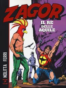 Voluntariadobaleares2014.es Zagor. Il re delle aquile Image