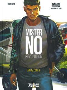 Osteriacasadimare.it Amazzonia. Mister No revolution Image