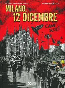 Voluntariadobaleares2014.es Milano, 12 dicembre. Cani sciolti Image