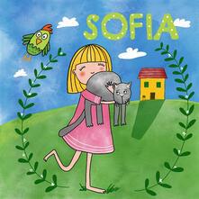 Voluntariadobaleares2014.es Sofia (il gatto e il pappagallo che si credeva un gallo). Ediz. a colori Image