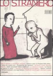 Recuperandoiltempo.it Lo straniero. Vol. 71 Image