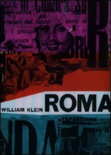 Roma - William Klein - copertina