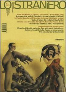 Lo straniero. Vol. 125