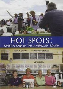 Hot spots: Martin Parr in the American South. DVD