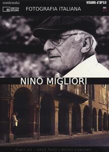 Nino Migliori. Fotografia italiana. DVD. Vol. 8