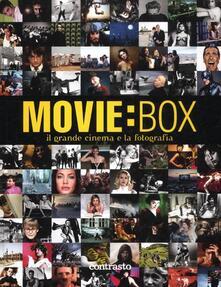 Movie:box. Il grande cinema e la fotografia - copertina
