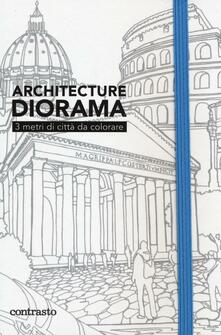 Amatigota.it Architecture diorama. 3 metri di città da colorare Image