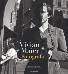 Vivian Maier fotografa - copertina