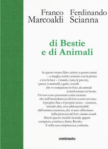 Radiospeed.it Di bestie e di animali. Ediz. illustrata Image