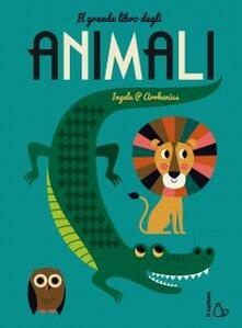 Winniearcher.com Il grande libro degli animali. Ediz. illustrata Image