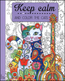 Keep calm and color the cats.pdf