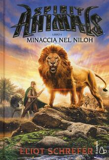 Winniearcher.com Minaccia nel Niloh. Spirit animals. Vol. 6 Image