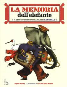 Winniearcher.com La memoria dell'elefante. Il viaggio indimenticabile di Marcello. Ediz. illustrata Image