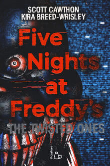 Promoartpalermo.it Five nights at Freddy's. The twisted ones. Vol. 2 Image