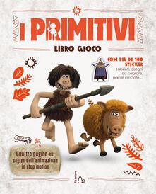 Warholgenova.it I primitivi. Libro gioco Image