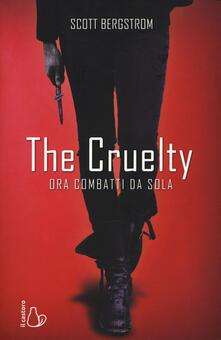 Librisulladiversita.it The cruelty. Ora combatti da sola Image