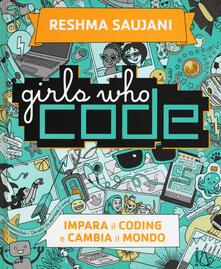 Winniearcher.com Girls who code. Impara il coding e salva il mondo Image
