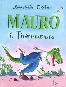Mauro il tirannosauro