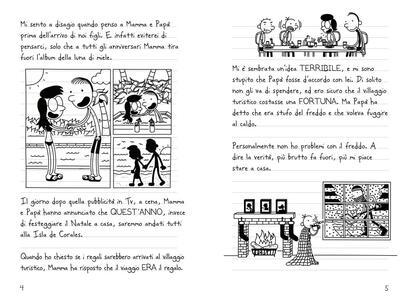 Diario di una schiappa. Una vacanza da panico - Jeff Kinney - 4
