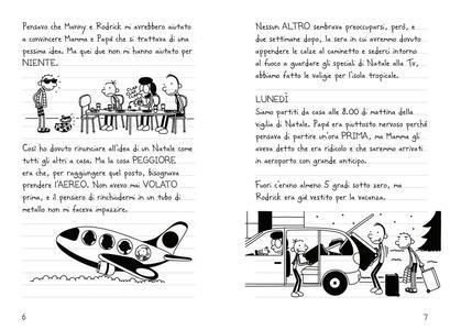 Diario di una schiappa. Una vacanza da panico - Jeff Kinney - 5