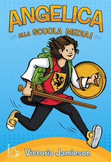 Aboutschuster.de Angelica alla scuola media! Image