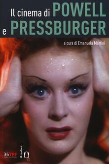 Promoartpalermo.it Il cinema di Powell e Pressburger Image