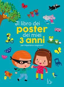 Winniearcher.com Il libro dei poster dei miei 3 anni per imparare e sognare! Ediz. a colori Image