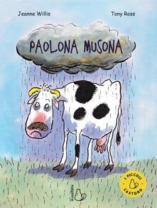 Antondemarirreguera.es Paolona musona. Ediz. a colori Image