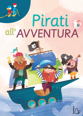 Copertina  Pirati all'avventura