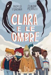Copertina  Clara e le ombre