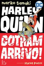 Copertina  Harley Quinn : Gotham arrivo!