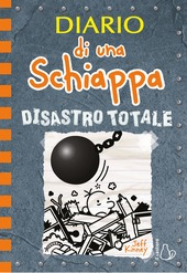 Copertina  Diario di una schiappa : disastro totale