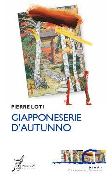 Giapponeserie d'autunno - Pierre Loti,Maurizio Gatti - ebook