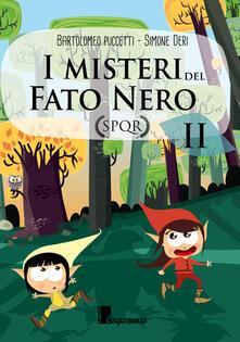 Osteriacasadimare.it SPQR. I misteri del Fato Nero. Vol. 2 Image