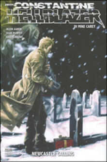 John Constantine. Hellblazer - copertina