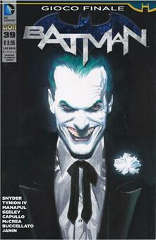 Promoartpalermo.it Joker. Batman. Vol. 39 Image