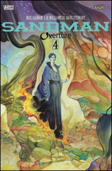 Ilmeglio-delweb.it Overture. Sandman. Vol. 4 Image